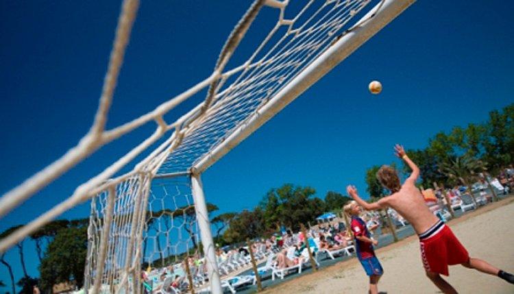 Park Albatros - Beach Voetbal