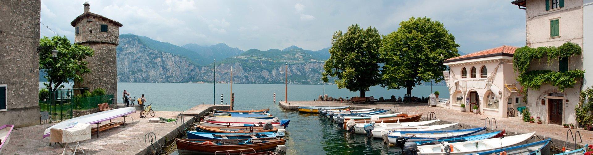 Banner - Italie - Gardameer