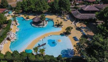 Zwembaden Tahiti