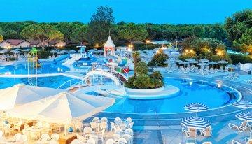 sant angelo - zwembad avond