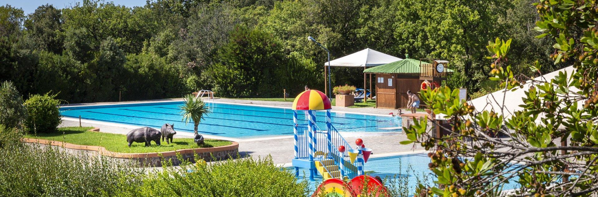 banner montescudaio -  zwembad
