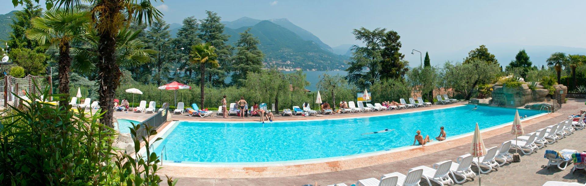 Villagio Eden, Lago di Garda, Italia