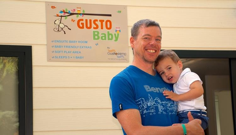 Gusto Baby - Familie