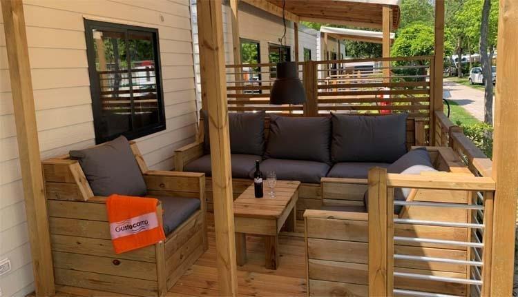 Garden Paradiso - Lounge Deluxe 1